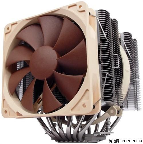 升级LGA2011 猫头鹰新款NH-D14散热器