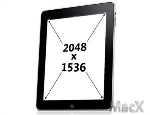 iPad3分辨率翻倍 弃三星采用夏普代工