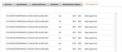 华硕AMD 8系修成正果 正式支持推土机