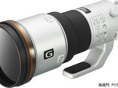 500f/4主打 索尼将随A9x发布数款镜头