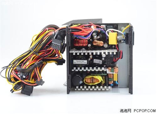 价格低廉迎合大众需求的tt电源高清图片