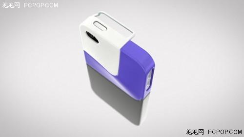 苹果外设大搜罗:蓝牙耳机集成在壳上
