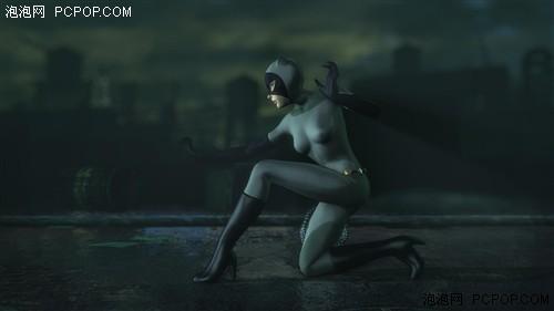 玩爽游戏无压力 三款显卡玩转蝙蝠侠