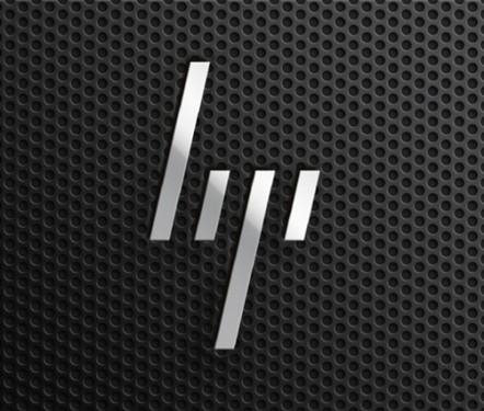 HP新Logo