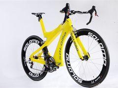 开创新风尚!索罗门自行车F7耀世登场