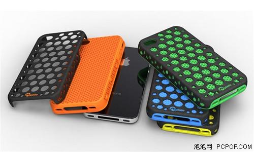 密集控最爱 Pinlo iPhone4S保护套评测