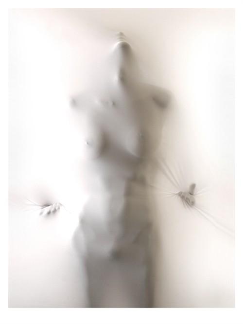 爱人体看人体人体摄影_乳白色胴体 展示人体线条的另类摄影