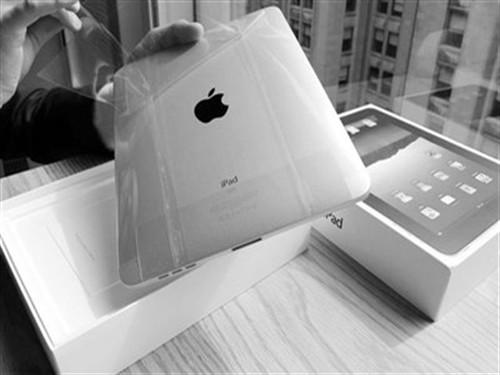 iPad3再爆多组谍照 或被迫在中国改名