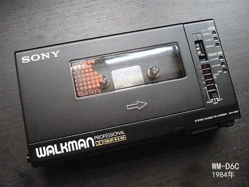 改变一个时代 那些Walkman卡带机