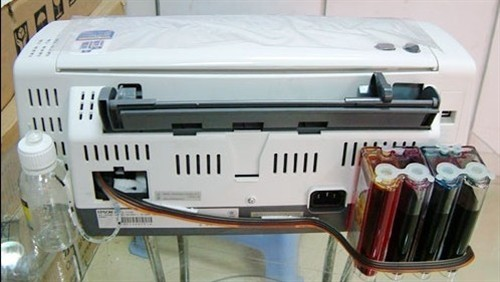 旧机改造最划算 爱普生ME1+改装连供