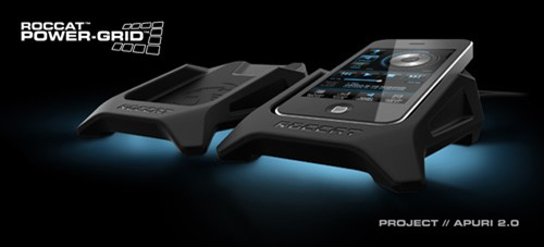iPhone当你PC的鼠标!冰豹新技术键盘