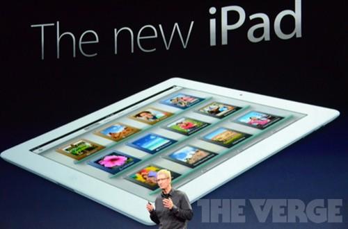 揭晓谜底!苹果新iPad发布会现场直播