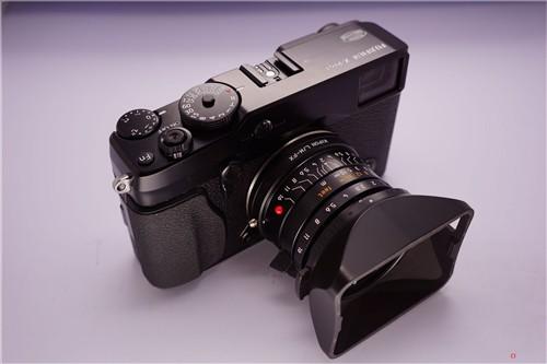 四款富士新微单X-Pro1的转接环已上市