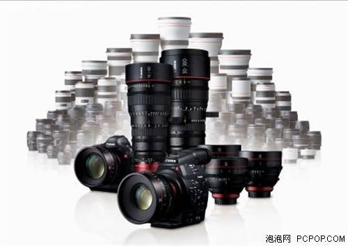 CINEMA EOS SYSTEM进军中国影视工业