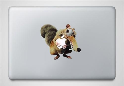 妙趣横生 MacBook之Logo的二次化创作