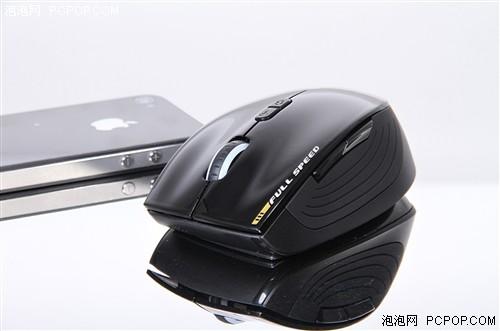 首创3种模式自由切换的鼠标 富勒A53G