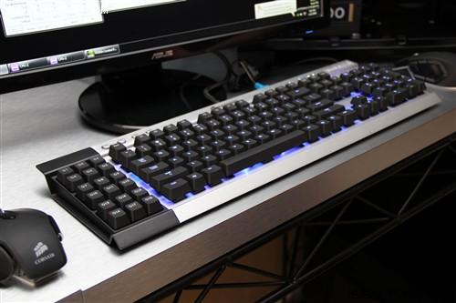 海盗船复仇之魂系列外设 亮相电脑展