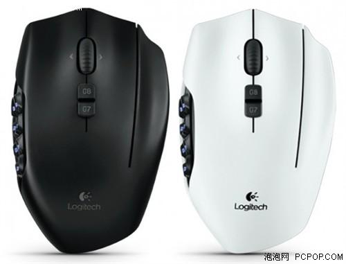 盯上网络游戏 罗技推出网游专用鼠标