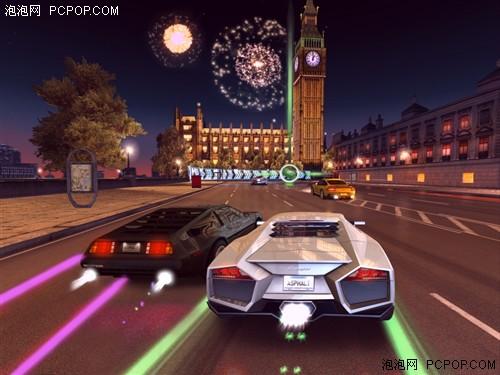 《狂野飙车7:热度》赛车新作体验卓越