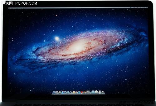 再次突破极限 Retina MacBook Pro评测