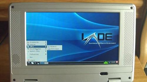 最便宜上网本诞生 Linux WM8650仅$66