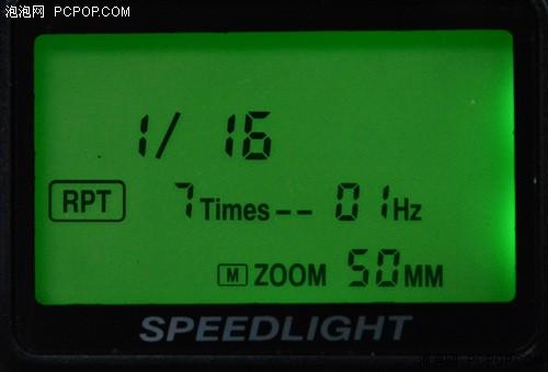 大功率低价位 捷宝闪光灯TR-980评测