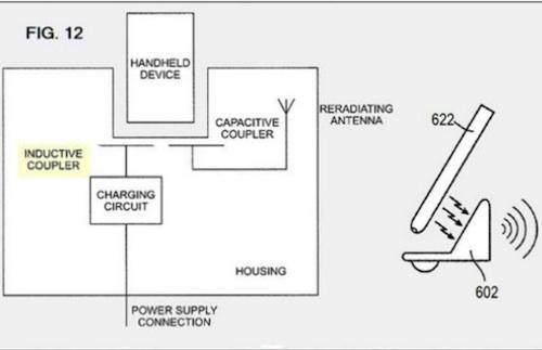 苹果或新专利:未来iPhone可无线充电
