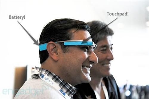 谷歌眼镜详解!开发版价格约1500美元