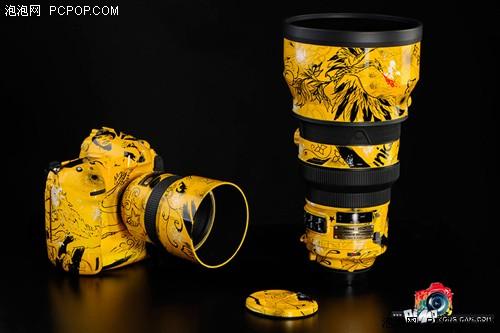 最炫尼康风尼康推出多款拉风彩绘相机