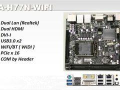 全能IVB板 技嘉首款Mini-ITX H77曝光