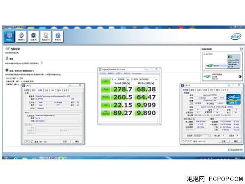 实战Intel RST!硬盘性能提升近1.6倍