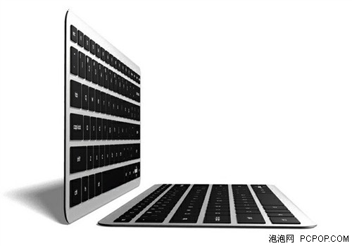 ThinTouch键盘 超轻超薄到极致的作品