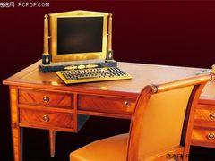 皇家黄金电脑!为富二代/官二代定制