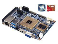 DX11+USB 3.0 威盛推全球最小4核主板