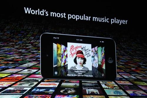 苹果于今晨发布第五代iPod touch产品