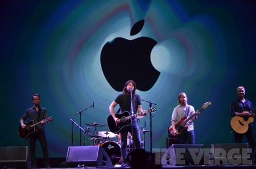 见证奇迹!苹果iPhone5发布会正在直播