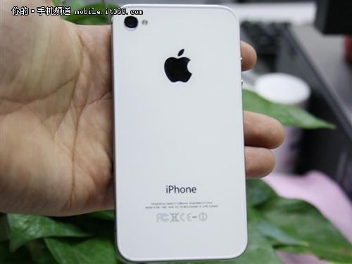 高端娱乐街机 美版iphone4S仅售3599元