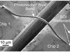 速率可达5Tb/s!聚合物芯片级光纤系统