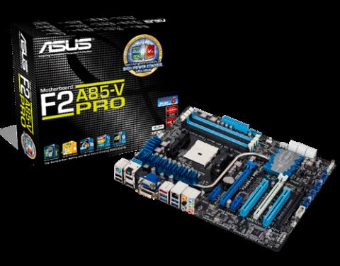 新型数字供电技术 华硕F2A85系列主板