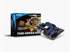 千元级板皇新品!A85XA-G65强力出击