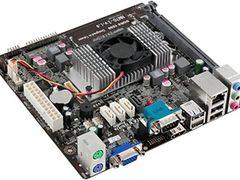 精英另类迷你小板:赛扬+NM70芯片组