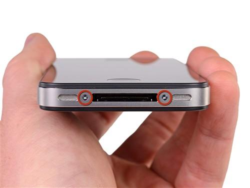 过程复杂 更换iphone4 home键步骤解析