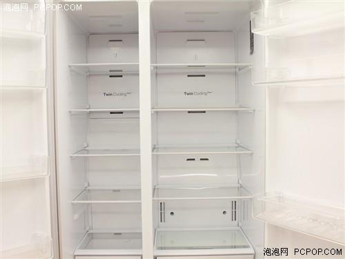 冰箱背板内部结构图解