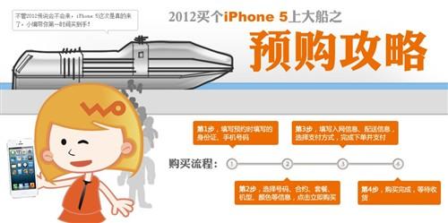 iPhone5联通版套餐详解