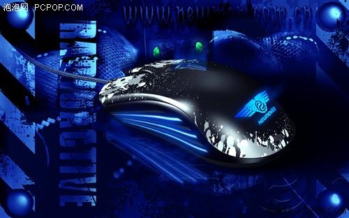 2012收官之作 新贵GX2新游戏鼠标亮相