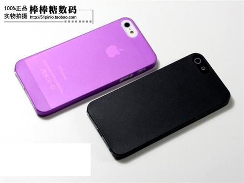 别样魅力 iPhone5简洁系列保护壳导购