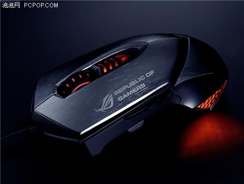 砝码配重四档DPI ROG鼠标GX1000上市
