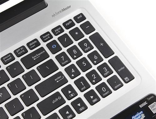 Win8触控大本 华硕VivoBook S550C评测