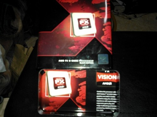 深藏功名!AMD铁盒处理器包装彩蛋不断