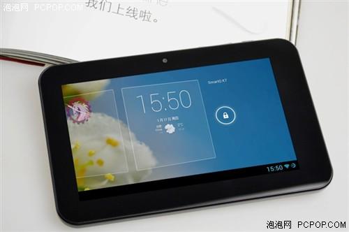 功能更实用!智器K7换新装升级安卓4.2